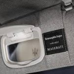 Geneva toasts with Ferrari Perlé to the partnership between Zegna and Maserati