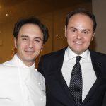 Le bollicine Ferrari accompagnano la nuova pasta creata da Gentile di Gragnano e da Nino Di Costanzo