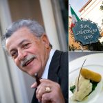 A Ferrari toast to Don Alfonso which will open at Shangri-La in Dubai