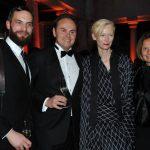 Ferrari e vini delle Tenute Lunelli accompagnano la cena di gala a Vienna di ?The Venetian Heritage?
