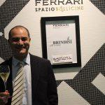 Un brindisi all?estate nel Ferrari Spazio Bollicine per il nuovo menu estivo