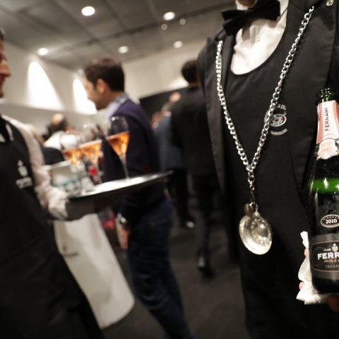 The Art of Hospitality event at Identità Golose