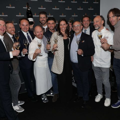 Celebrating the Art of Hospitality with our friends
