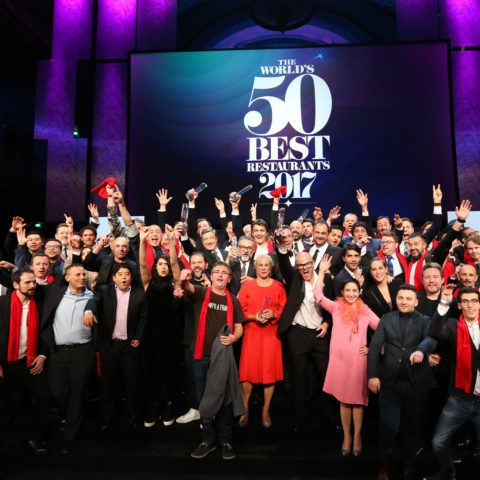 The World's 50 Best Chefs
