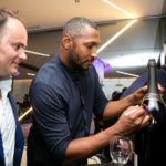 The NBPA pays a visit to SDA Bocconi in Milan: it is time for the stars of NBA to get a taste of a special Ferrari Time – Aperitivo Italiano