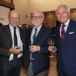 Alessandro Sallusti, Giovanni Morandi e Giuliano Molossi