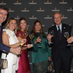 Marcello e Roberta Lunelli con Sandra Vecchi, Edna Galvao, Enrico Bertolino e Andrea Berton