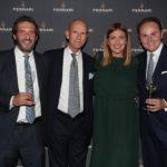 Beniamino Garofalo, Giuseppe Ambrosini, Chiara Maci e Matteo Lunelli