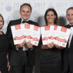 "Ferrari Trento crowned ""Sparkling Wine Producer of the Year"" at The Champagne & Sparkling Wine World Championships 2017"