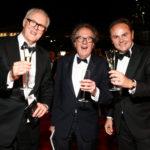 John Lithgow, Jeffrey Rush, Matteo Lunelli