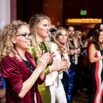 Ferrari Trento served as the exclusive sparkling wine of  Lindsey Vonn Foundation's 70's Glam Jam in Vail