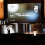 Ferrari Trento is once again the toast of The World's 50 Best Restaurants