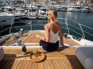 Cannes - Yachting Festival con Azimut-Benetti