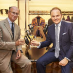 "Ermenegildo Zegna and Ferrari Trento present ""Ferrari Made To Measure for Ermenegildo Zegna"""