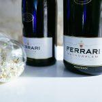 Die Ferrari-Schaumweine und die Modewelt