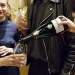 Ferrari Trento, official sparkling wine of the worldwide roadshow dedicated to Gualtiero Marchesi and to the Great Italian cuisine