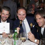 Ferrari bollicine ufficiali del roadshow mondiale dedicato a Gualtiero Marchesi e la Grande Cucina Italiana
