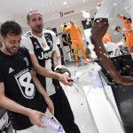 Juventus festeggia con Ferrari Trentodoc l'ottavo scudetto consecutivo