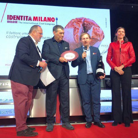 Premio Identità di Sala a Alessandro Troccoli