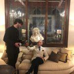 Cantine Ferrari key player of Vernici di Biennale Arte with Venetian Heritage